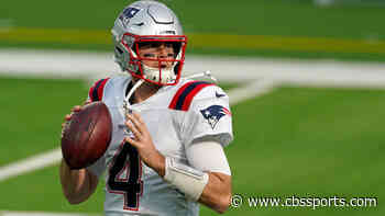 Jarrett Stidham embraces Patriots QB competition, says goal is to start for New England