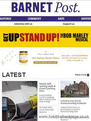 Barnet Post to become local newspaper after fundraising success - Journalism News from HoldtheFrontPage - HoldtheFrontPage