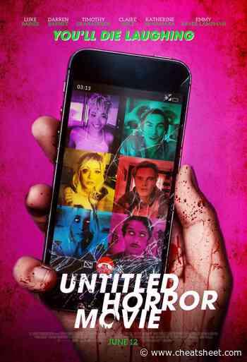 'Untitled Horror Movie' Star Darren Barnet Explains Why Fans Love Found Footage Movies - Showbiz Cheat Sheet