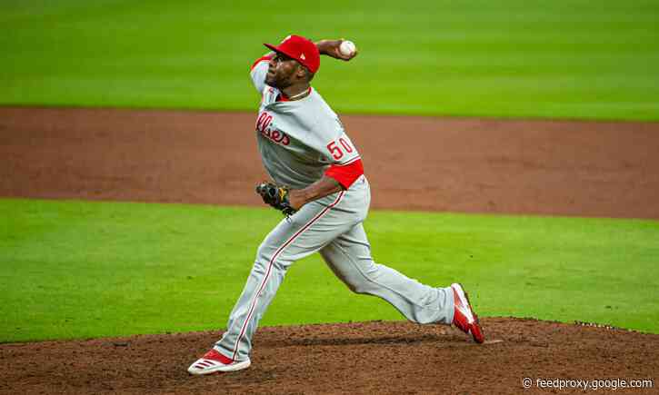 The Phillies are sticking with Héctor Neris at closer