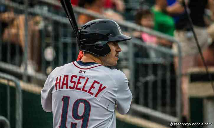 Phillies reinstate Adam Haseley, option him to Triple-A Lehigh Valley