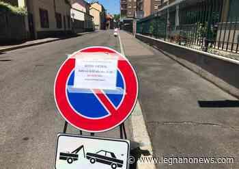 Asfaltature a Legnano: partono dall'Oltrestazione i cantieri per sistemare strade e marciapiedi - LegnanoNews.it