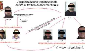 Legnano, «Davano documenti ai terroristi» - La Prealpina