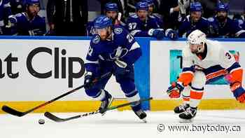 On Point: Center fuels Lightning bid to Cup title repeat bid