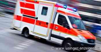 Radfahrerin in Wehrheim verletzt - Usinger Anzeiger