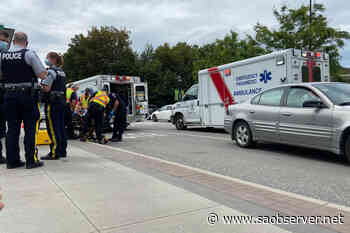 Investigation ongoing after child struck by vehicle downtown Vernon – Salmon Arm Observer - Salmon Arm Observer