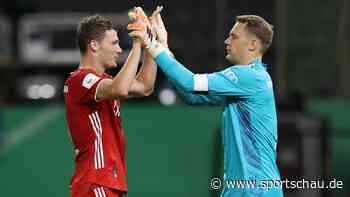 """UEFA EURO 2020: Deutschland gegen Frankreich - das """"Auftaktspiel dahoam"""""""