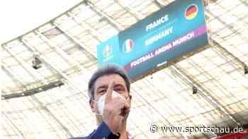 EURO-Start in Deutschland: DFB erwartet Frankreich in München