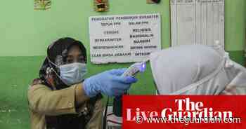 Coronavirus live news: Brazil reports 827 more deaths; Indonesia fears peak in July with hospitals filling - The Guardian