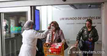 Brazil reports 39846 coronavirus cases, 827 deaths in 24 hours - Reuters