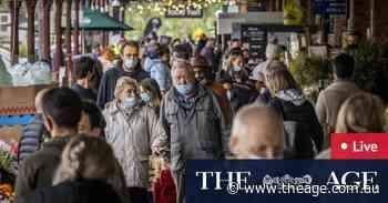 Victoria COVID live updates: Active coronavirus cases drop; Pfizer vaccination walk-ins paused