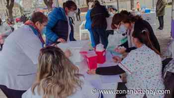 El equipo de Salud de Campana ya aplicó más de 16.000 vacunas contra la gripe - zonanortehoy.com