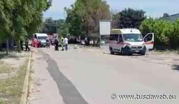 L'omicida di Ardea vagava per strada con guanti e pistola in pugno - Tuscia Web