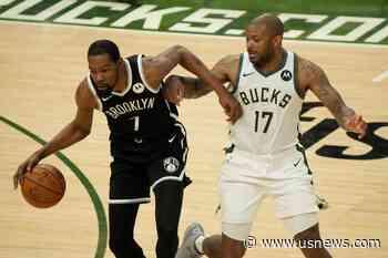No Irving or Harden in Game 5 When Reeling Nets Host Bucks