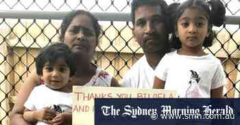 Biloela family released and allowed to live in Perth community