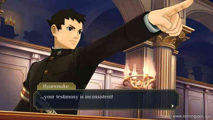 The Great Ace Attorney Chronicles E3 Trailer Shows Gameplay