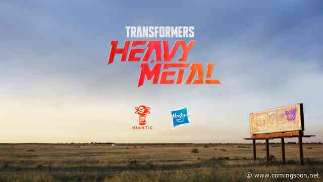 Transformers: Heavy Metal Announced by Pokemon Go's Niantic