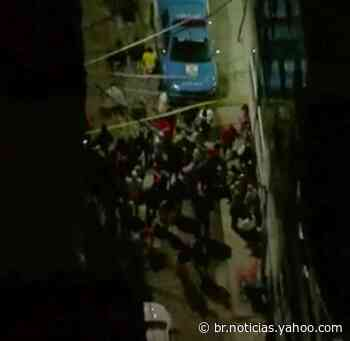 RJ: Dias após tragédia em Rio das Pedras, moradores deixam prédios na Muzema após estalos serem ouvidos - Yahoo Noticias Brasil