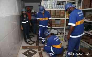Secretaria dá continuidade à ação de demolição manual em Rio das Pedras - O Dia