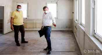 Schmuckstück unter dickem Putz: 330 Jahre altes Fachwerkhaus in Bretten wird restauriert - BNN - Badische Neueste Nachrichten