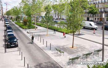 Neuilly-sur-Seine réinvente sa RN13 - Moniteur
