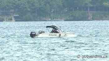 Search continues for missing man in the water near Brockville   Watch News Videos Online - Globalnews.ca