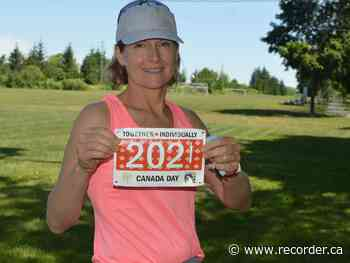 Dibs on bibs; get active on Canada Day - Brockville Recorder and Times