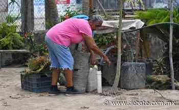 En zona rural de El Rosario subsisten con agua de pozos artesanales - Debate
