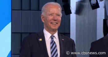 Biden attends NATO summit with focus on Russia