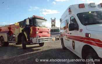 Ambulancias al 100 en Tequisquiapan - El Sol de San Juan del Río