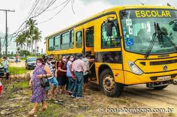 Prefeitura de Penedo transporta moradores da zona rural para vacinar contra Covid - Boa Informação