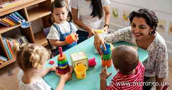 Tory government predicted their own childcare scheme would push up prices