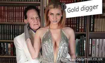 Geoffrey Edelsten's ex-wife Gabi Grecko denies she's a 'gold digger'