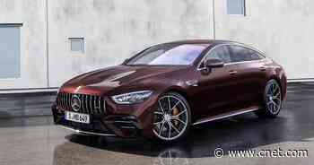 2022 Mercedes-AMG GT 4-Door Coupe gets more personalization options     - Roadshow