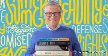 Bill Gates summer reading list includes books about 'complicated relationship'     - CNET