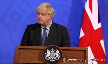 Boris Johnson's own MPs accuse him of panicking after he postpones Freedom Day