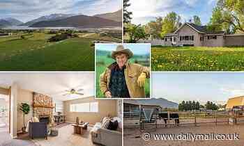 Robert Redford lists his 30-acre 'Horse Whisperer Ranch' for 4.9 million