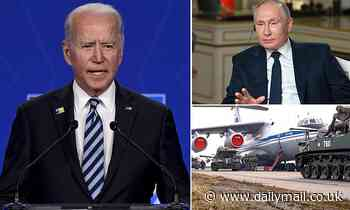 Biden says Ukraine 'needs to clean up corruption' if it wants to join NATO