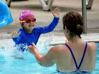 Three City of Edmonton outdoor swimming pools opening this week to high demand, fees reinstated for the first time since 2016 - Edmonton Journal