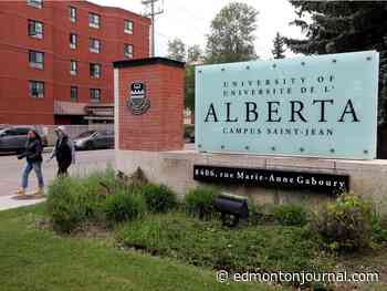 Campus Saint-Jean worried it could loses out on millions - Edmonton Journal