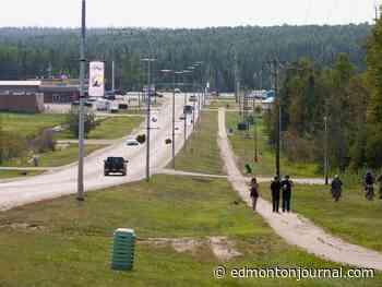 Airport runway is not for running, warn Fox Creek RCMP - Edmonton Journal