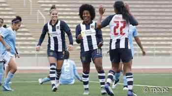 Alianza Lima venció 3-0 a Sporting Cristal en la segunda fecha de la Liga Femenina de Fútbol - RPP Noticias