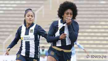 No perdonó: Miryam Tristán anotó el 1-0 de Alianza Lima vs Sporting Cristal en Liga Femenina - Libero.pe