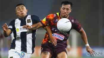 Alianza Lima vs. Cultural Santa Rosa: ver goles, resumen y video HIGHLIGTHS del 2-2 y 3-2 en penales por dieciseisavos de final de Copa Bicentenario 2021 - RPP Noticias