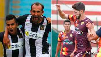 Alianza Lima vs Cultural Santa Rosa: cuándo, a qué hora y dónde juegan Copa Bicentenario - Libero.pe