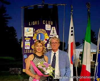 Paola Bononi neo presidente LC Legnano Castello-Le Robinie. Mission: ripartire e servire. - Sempione News