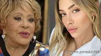 Michelle Salas festeja su cumpleaños 32 con Silvia Pinal - Por Esto