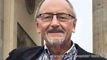 Trauer um Truchtelfinger Urgestein - Konrad Appenzeller stirbt mit 74 Jahren - Schwarzwälder Bote
