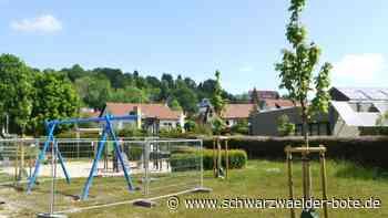 Albstadt - Ortschaftsrat investiert viel in die Kinder - Schwarzwälder Bote