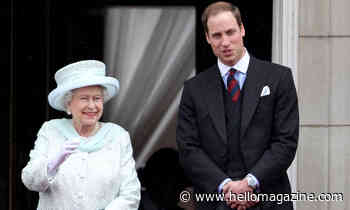 Prince William had the most hilarious childhood nickname for the Queen - HELLO!